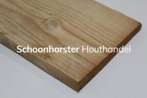 Douglas plank blank 22x200mm