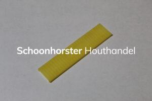 Beglazingsblokje geel 4mm