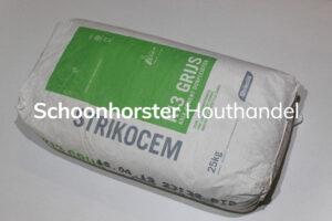Strikocem K13 kalk-cement Dunpleister 25kg