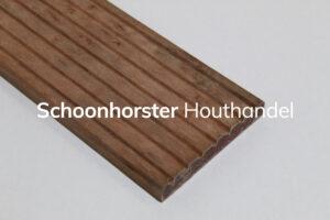 Karpur hardhouten vlonderplank 18x140mm
